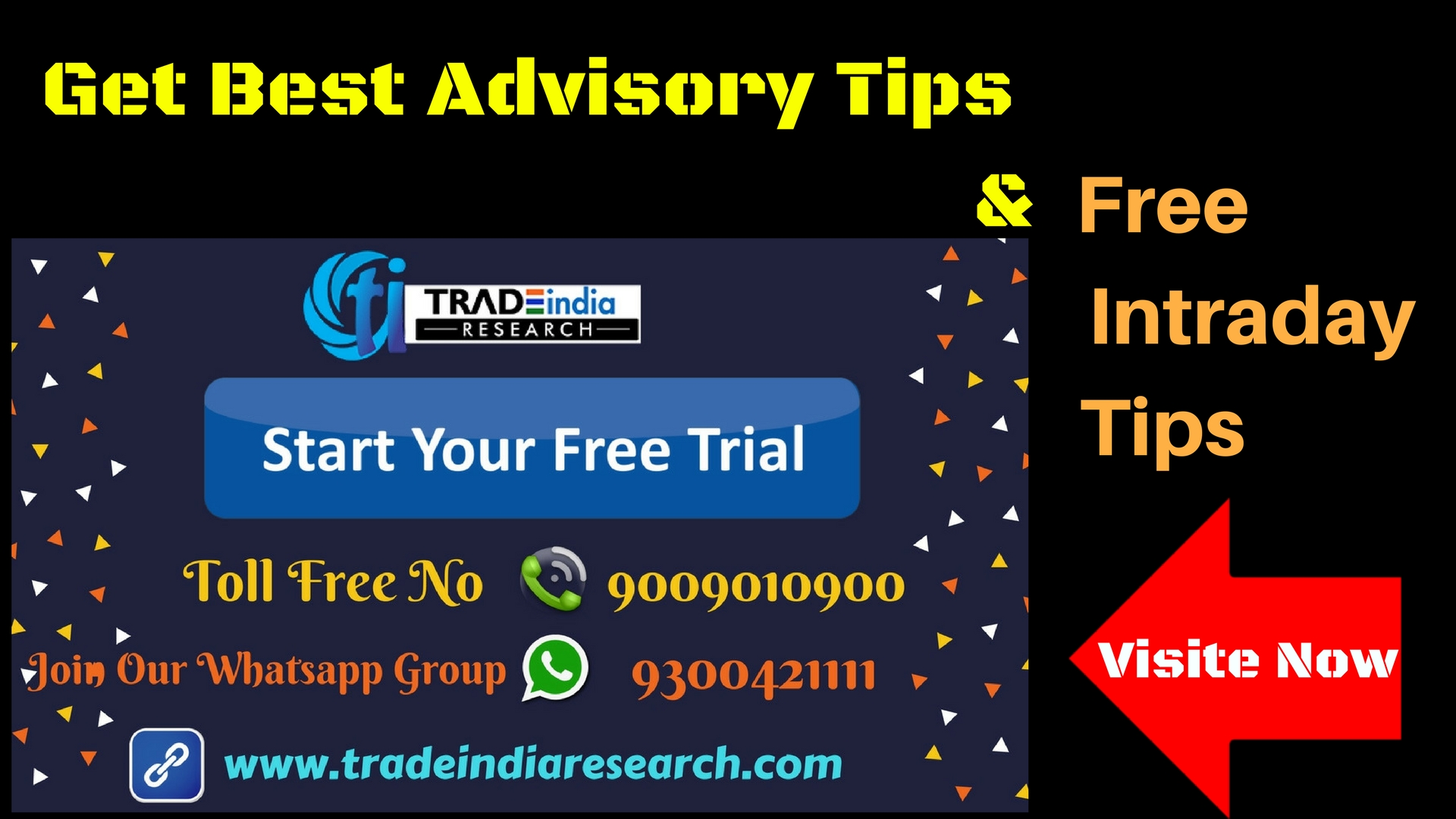 SEBI Registered Company in Indore | Free Intraday Tips | MCX