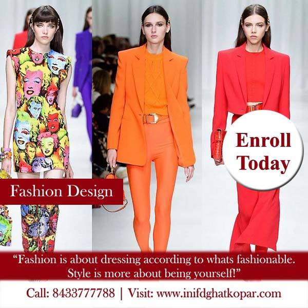Fashion Designing Institutes In Mumbai Inifd Ghatkopar Classified Ads