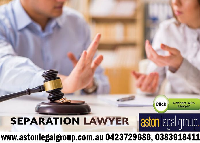 Find The Separation Lawyer in Melbourne Australia