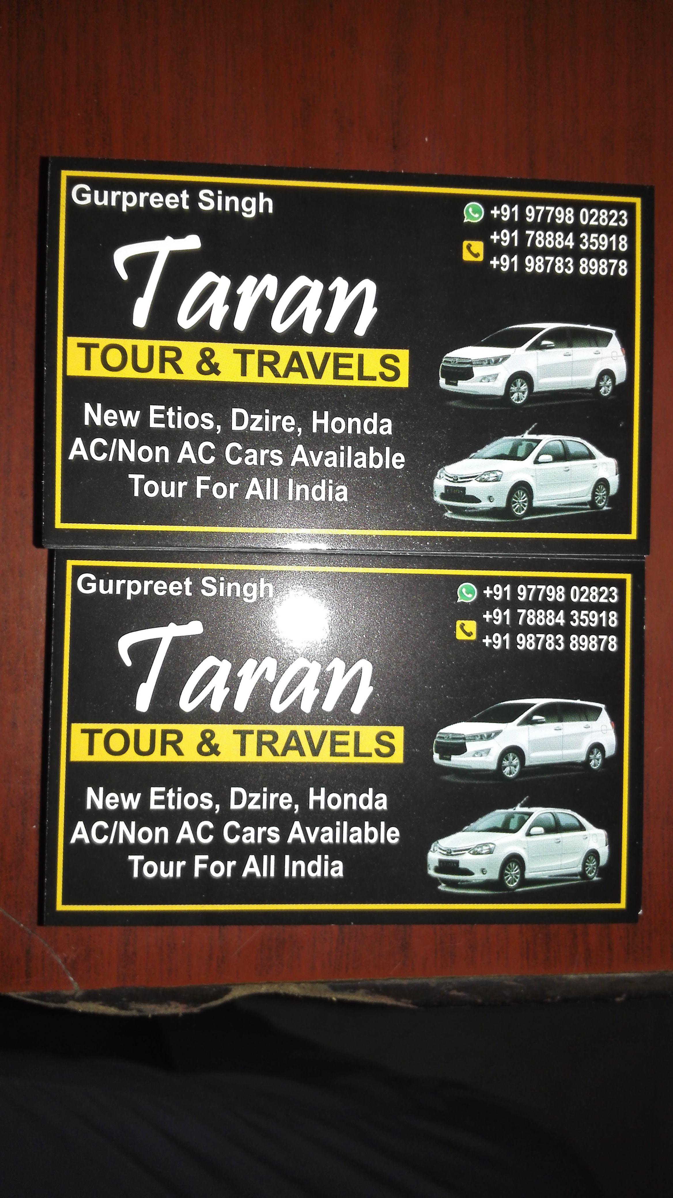 Taran Taur&Travels