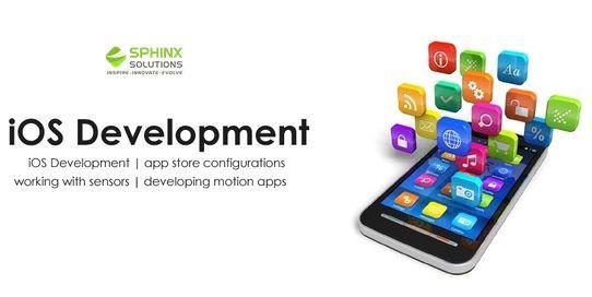 iPhone Application Development | Mobile App Development in Pune | Sphinx Solution