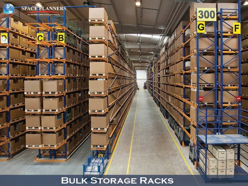 Storage Racks Manufacturer In India | Space Planners India