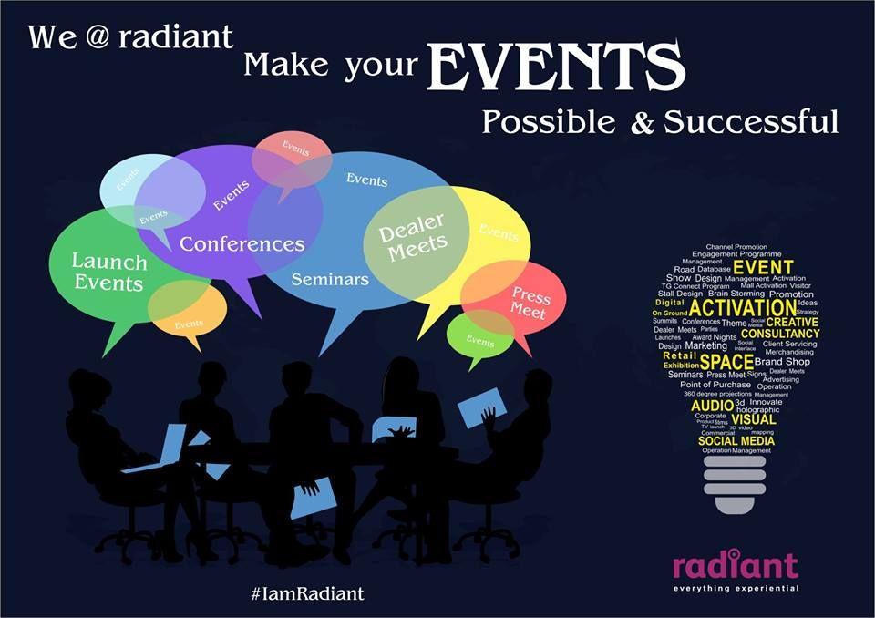 Professional Event Management Companies in Delhi
