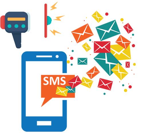 sms service in delhi