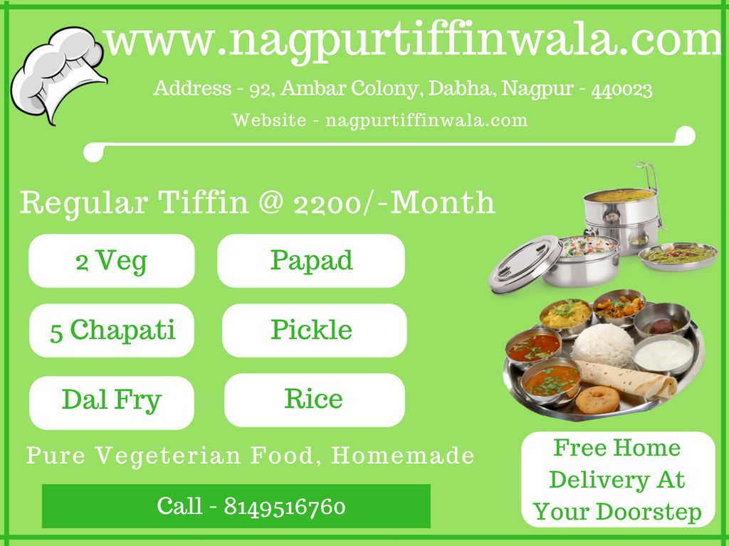 Best Tiffin and Catering Service in Nagpur