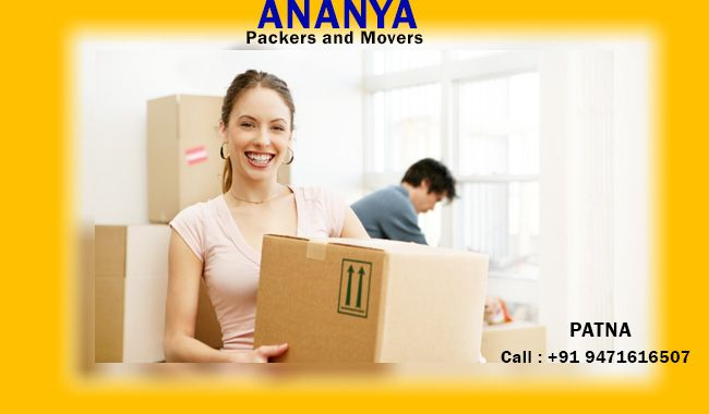 Packers and Movers in patna – 9471616507 |Ananya packers movers