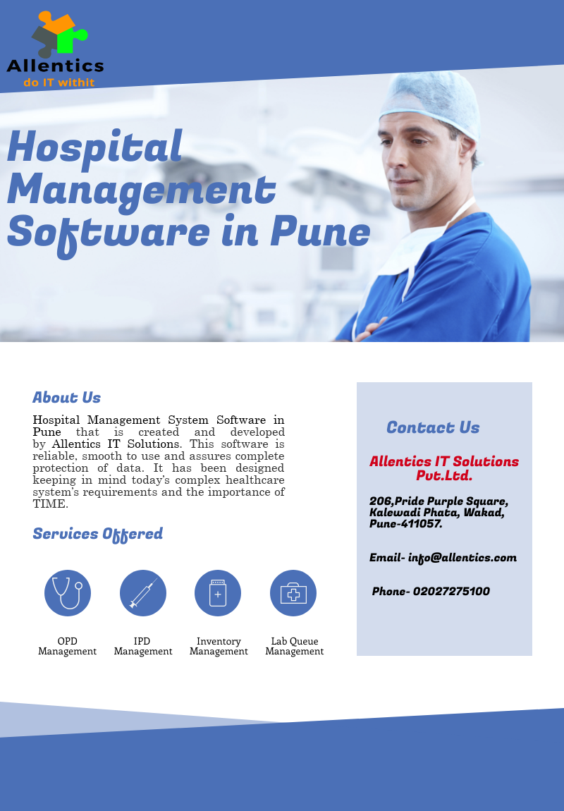 Hospital Management Software in Pune