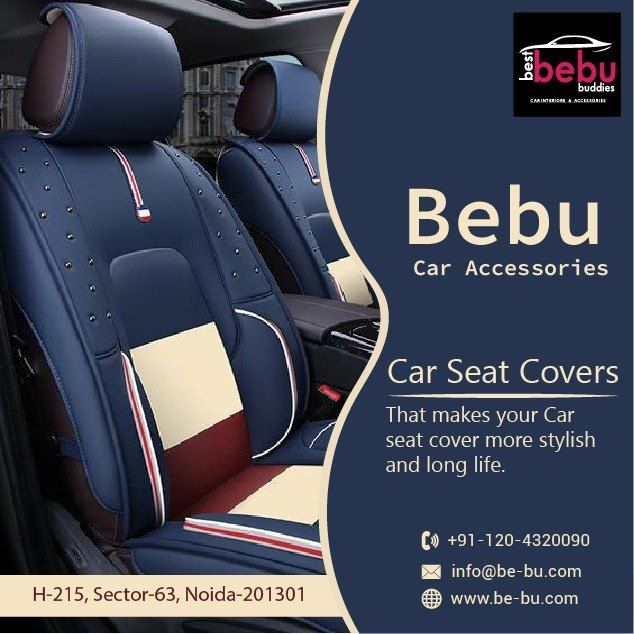 Car Seat Covers in Noida, Car Seat Covers, Seat Cover - BeBu