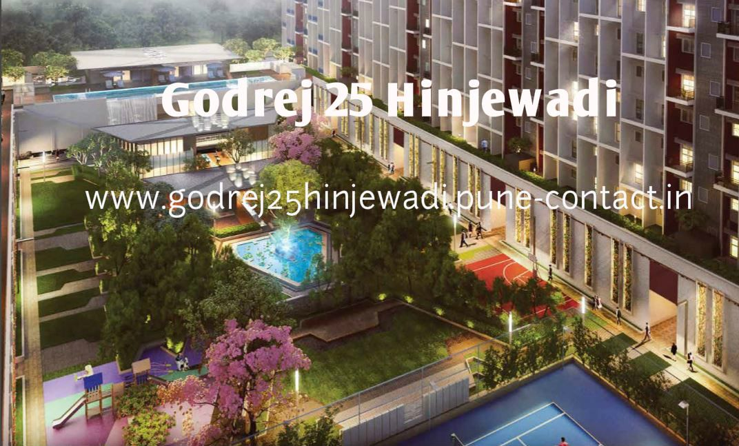Godrej 25 Hinjewadi Apartments