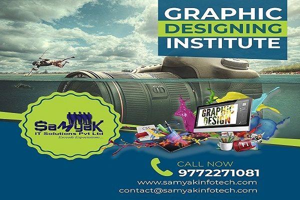 Graphic Desigining Classes