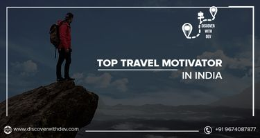 Follow Discover Dev for Travel Motivation