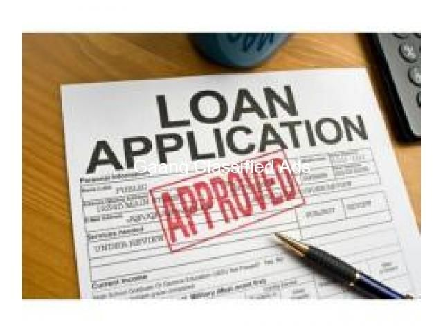 WE CAN HELP YOU WITH A GENUINE LOAN KINDLY APPLY NOW