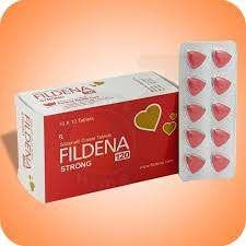 Buy Fildena 120mg Tablet | Uses Of Fildena 120 Mg