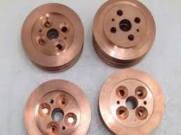 Copper Seam Welding Wheels For Seam Welders - Paramount Enterprises.
