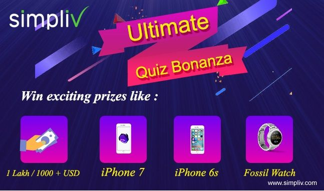 Ultimate Quiz Bonanza by Simpliv