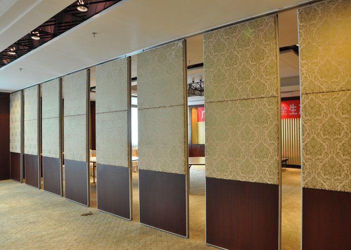 Sliding partition-wooden sliding partition-glass sliding partition-Ecotone Acoustics