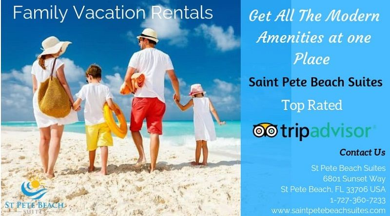 Family vacation rentals in St Petersburg, Everything that we offer