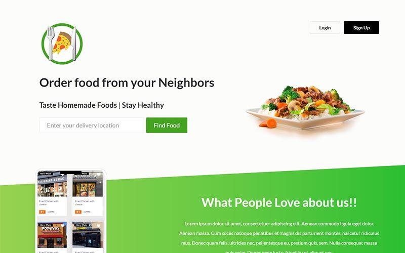 Food Ordering Software - Swiggy Clone Script