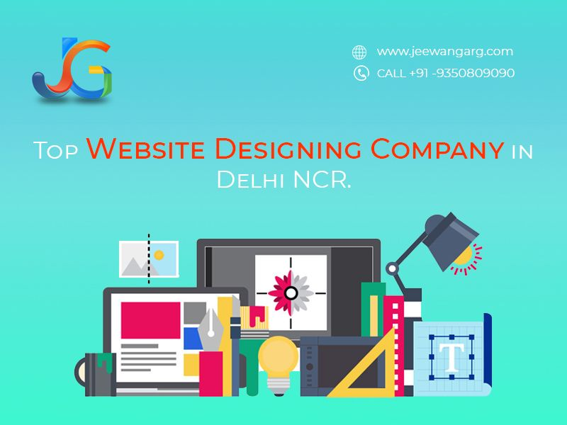 Top Website Designing Company in Delhi NCR