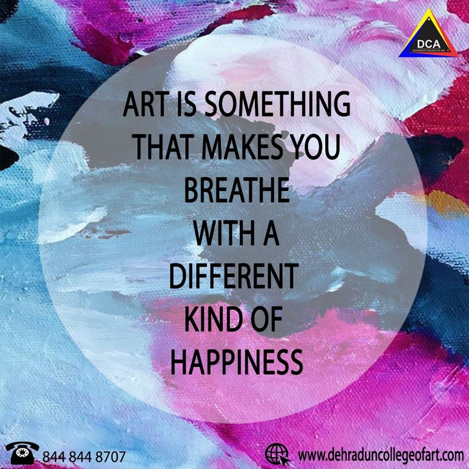 Dehradun college of art