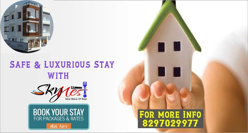 Book Luxury Service Apartment in Gachibowli Hyderanad