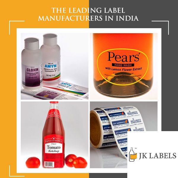 Most Trusted Company For Label Printing - Jk Labels