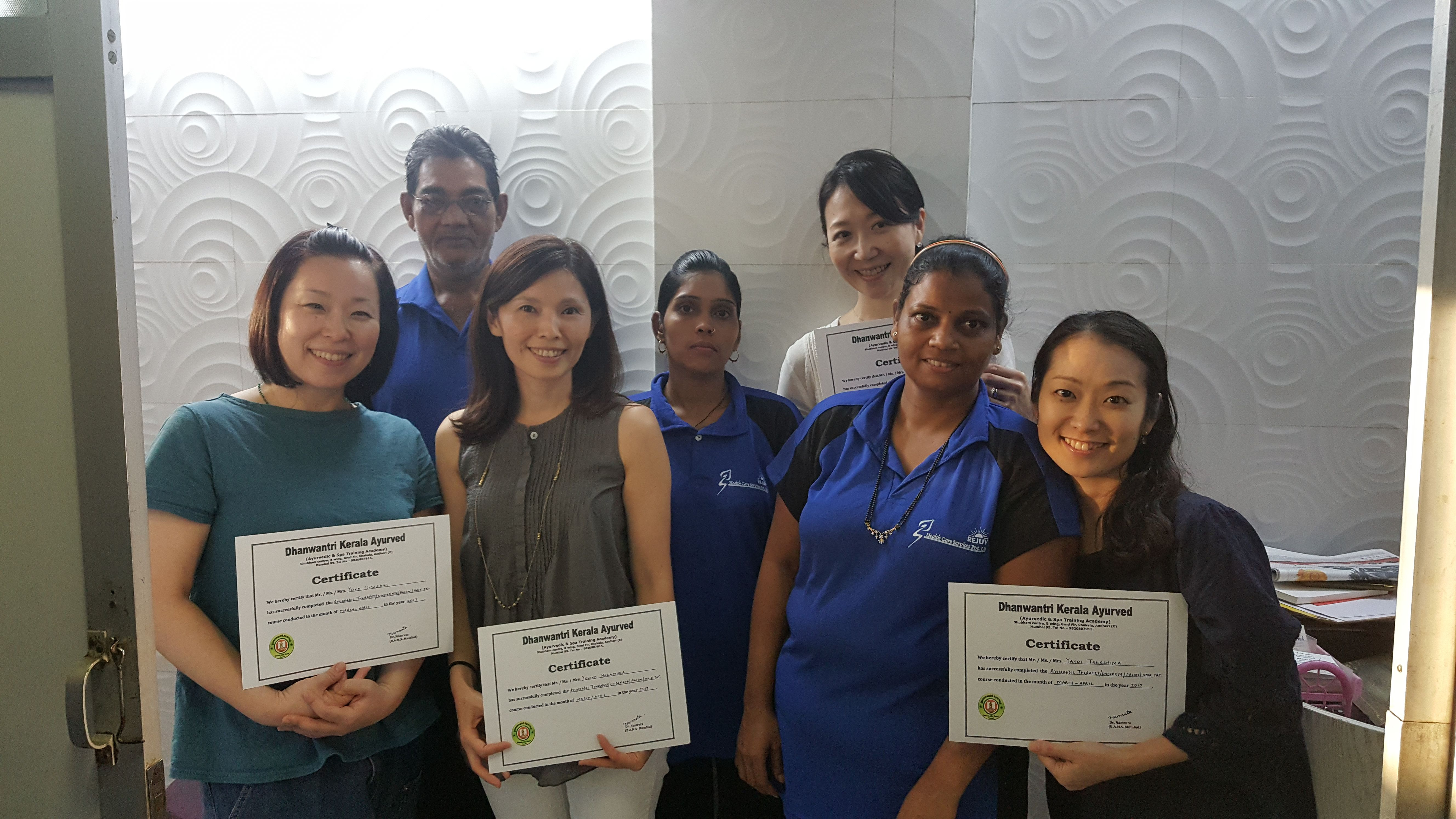 Massage Training Course for Individuals/Health Professionals