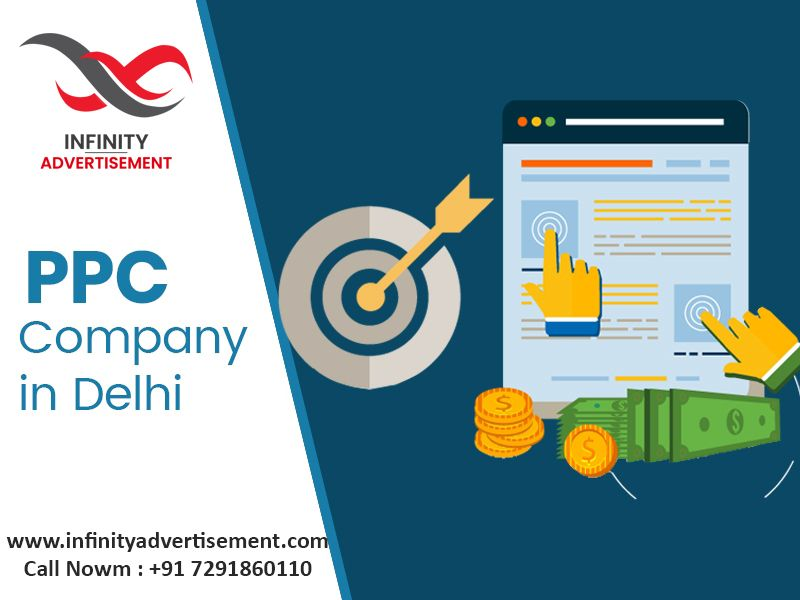 PPC Services in Delhi, India - Infinity Advertisement