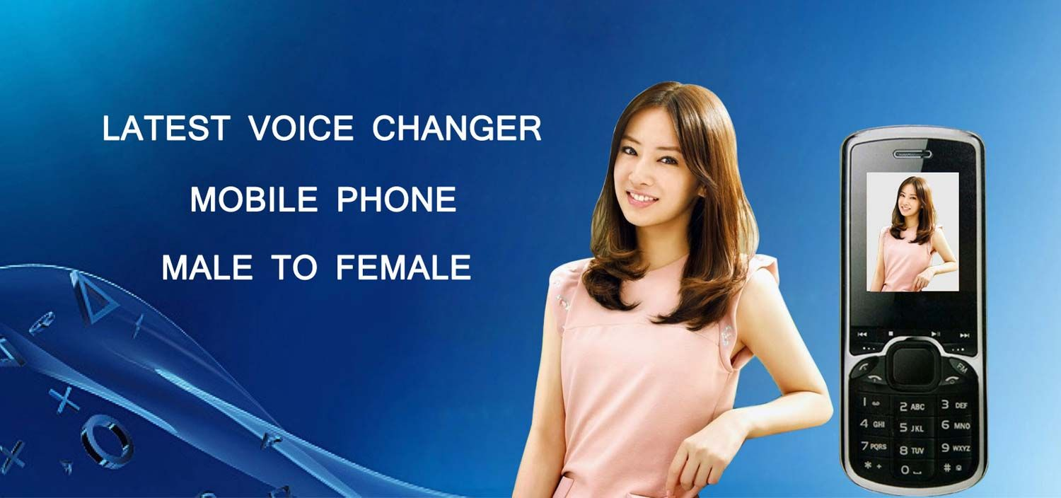 Voice Changer Mobile Phone