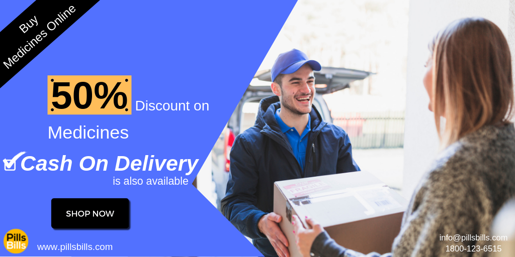 Buy Medicine Online in India and Pay via Cash on Delivery