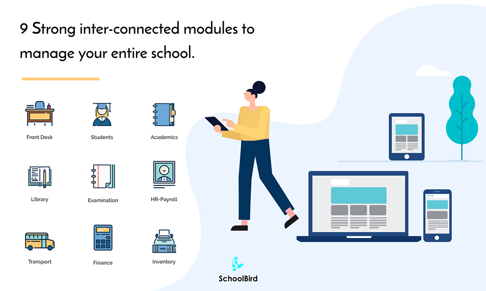 We are The Leaders of School Management Software