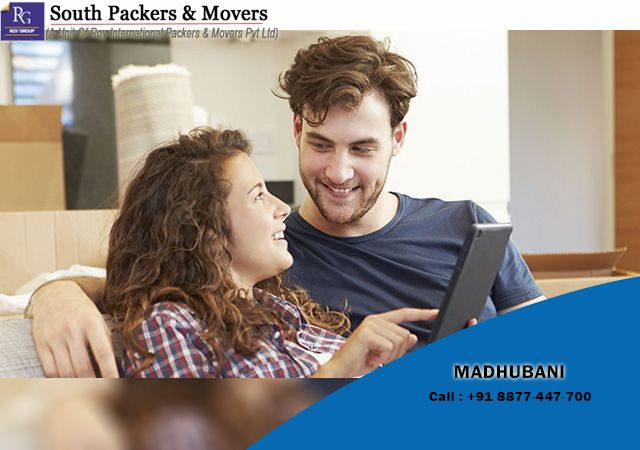 Madhubani Packers and Movers 9471003741 South Packers and Movers in Madhubani