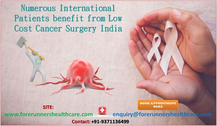 Top Cancer Surgeons in Delhi, India