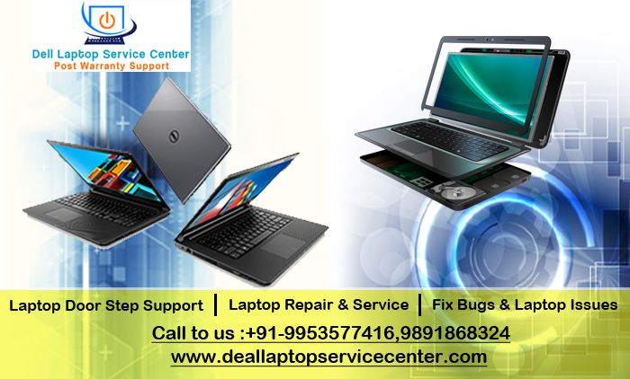 Dell Laptop Repair & Services in Gurgaon