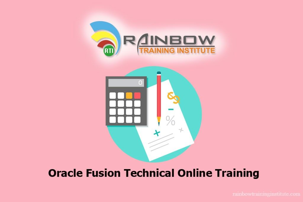 Oracle Fusion HCM Technical Online Training | Oracle Fusion HCM Technical Training