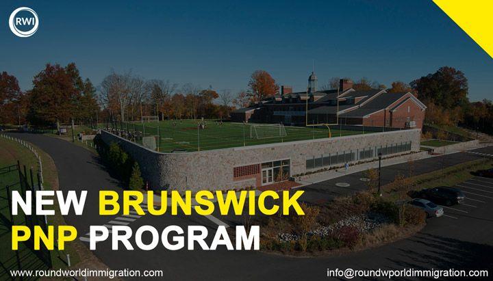 how to get new brunswick Pr?