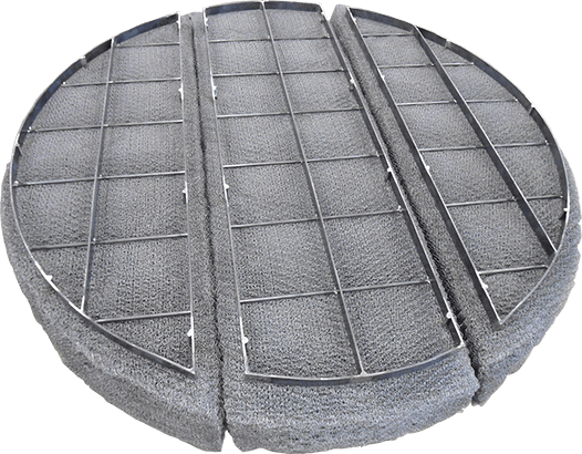 Demister Pad Suppliers and Manufactures in India | LNT Industrial