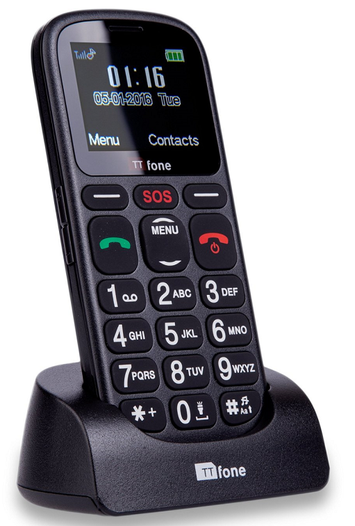 TTfone Comet TT100 | Mobile Phone for Seniors