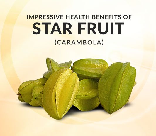 Benefits of Star Fruit Carambola for Skin by Kayawell