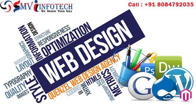 Website company in patna web designing company in patna:SMV Infotech