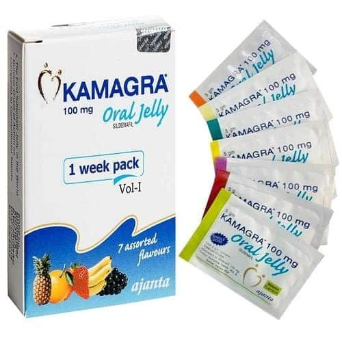 Buy Kamagra Oral Jelly With 20% Offer from Aki Pharma