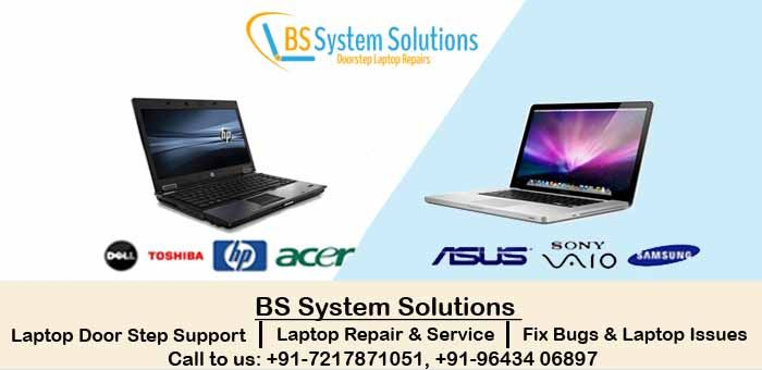 Dell Laptop Service Center in lucknow
