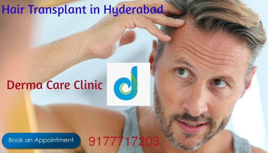 Best Hair Growth Treatment in Himayat Nagar Hyderabad  | Derma Care Clinic