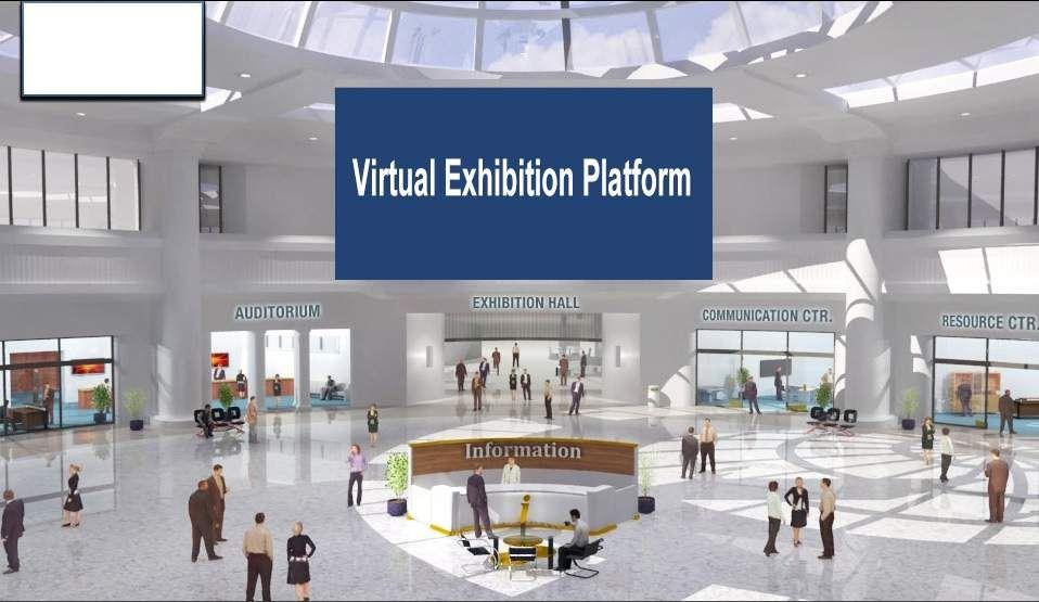 Virtual Exhibition Platform