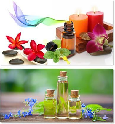 Aromatherapy oils | Organic essential oils | Floral absolutes