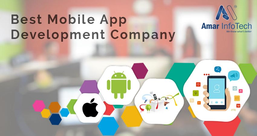 Mobile Application Development company | Amar Infotech