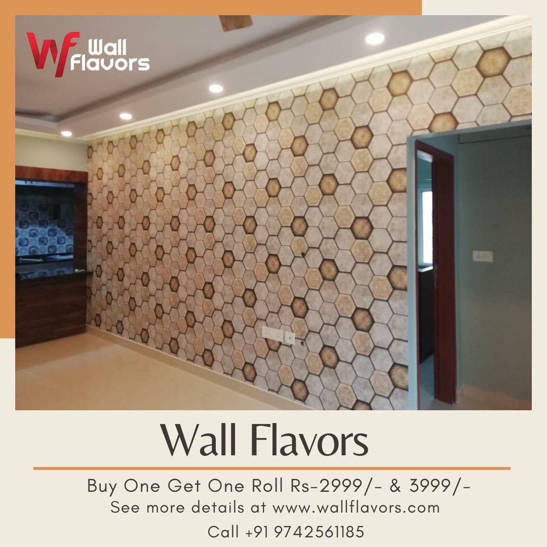 Wallflavors | Wall Covering, 3D wallpaper