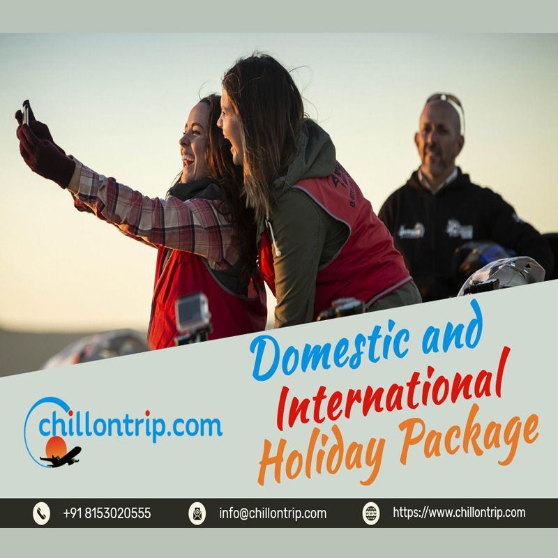Chill on Trip- Domestic and International Holiday Packages