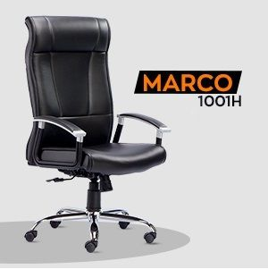 Buy HOF Executive Office Chair Marco 1001H – Get 15% Off