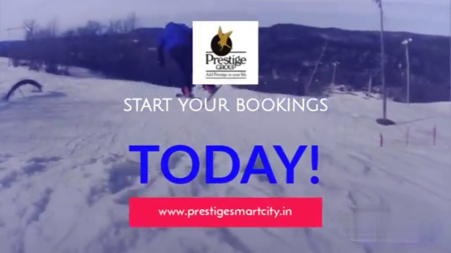 Prestige Smart City New Launch Apartment
